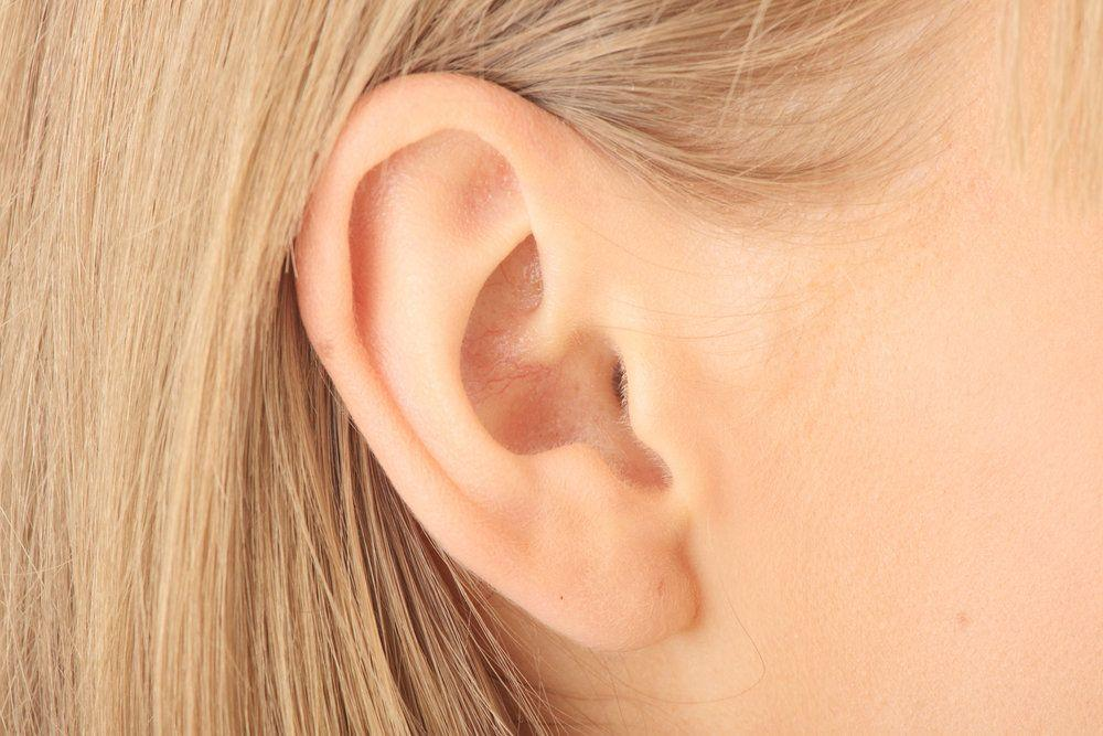 hidden ear surgery scars